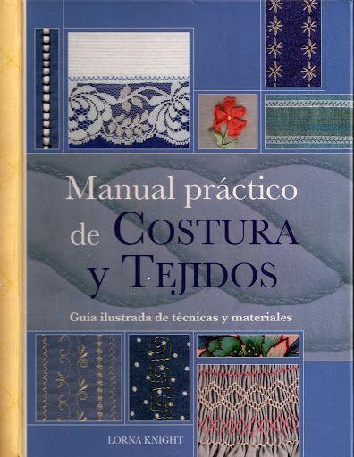 Manual Práctico de Costura y Tejidos - Elena Ortiz de Escobar - Álbumes web de Picasa
