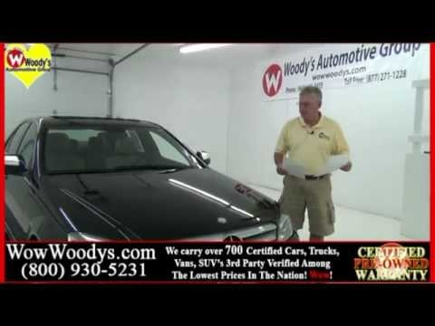 Vehicle Profile: Learn all about the used 2008 #Mercedes #C350 video walk around WowWoodys