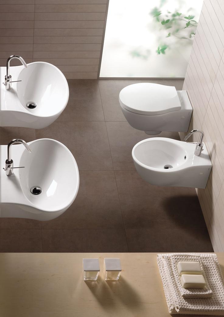 45 Best Images About Hatria On Pinterest | Platform, Confirmation ... Toilette Und Bidet Design Hatria