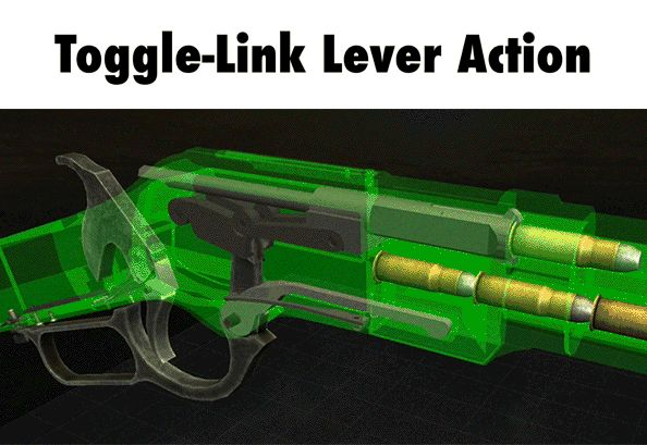Toggle-Link Lever Action GIF