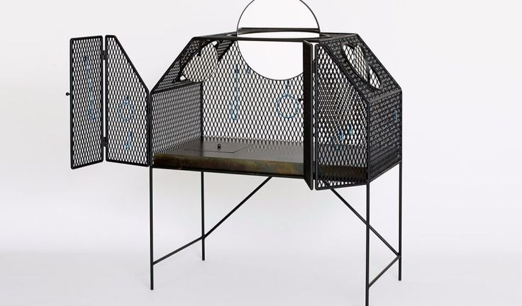 FAYE TOOGOOD | Cage for Birds | Luxury furniture - Eurooo #FAYETOOGOOD #birdcage #desigfurniture #dressingtable  #homedeocr #decoration #Luxuryfurniture #Eurooo