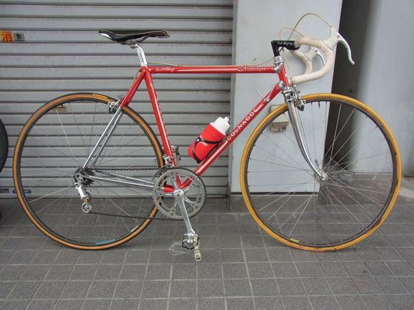 COLNAGO Arabesque イタリア 『匠』 の時代 :   ロードバイクPROKU