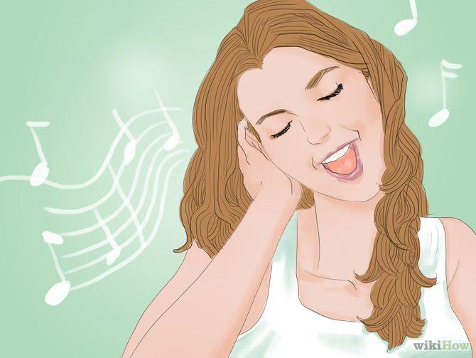 Image titled Start Your Singing Career Step 1
