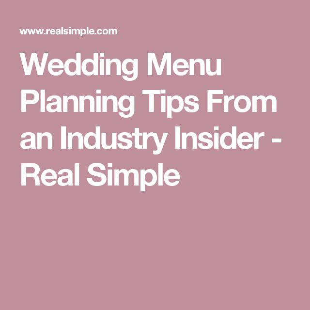 Wedding Menu Planning Tips From an Industry Insider19 best Cakes   Norman s 80th images on Pinterest   Biscuits  Book  . Real Simple Wedding Cakes. Home Design Ideas