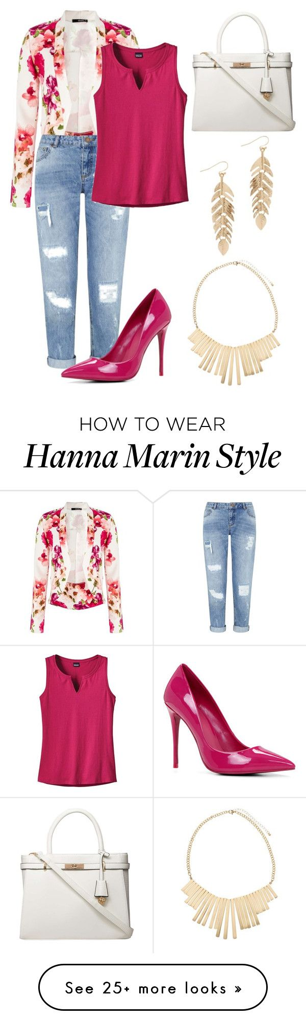 """""""hanna marin"""" by princessdayna on Polyvore featuring Quiz, Miss Selfridge, Patagonia, ALDO, John Lewis, Humble Chic and Dorothy Perkins"""