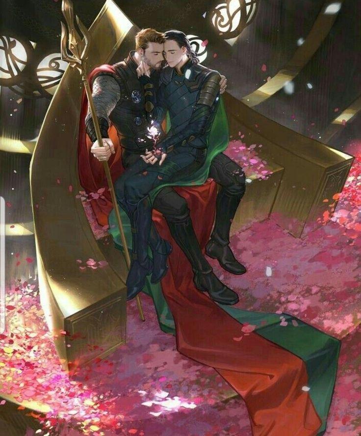 Thor X Loki - i ship it in 2020 | Thor x loki, Thorki ...