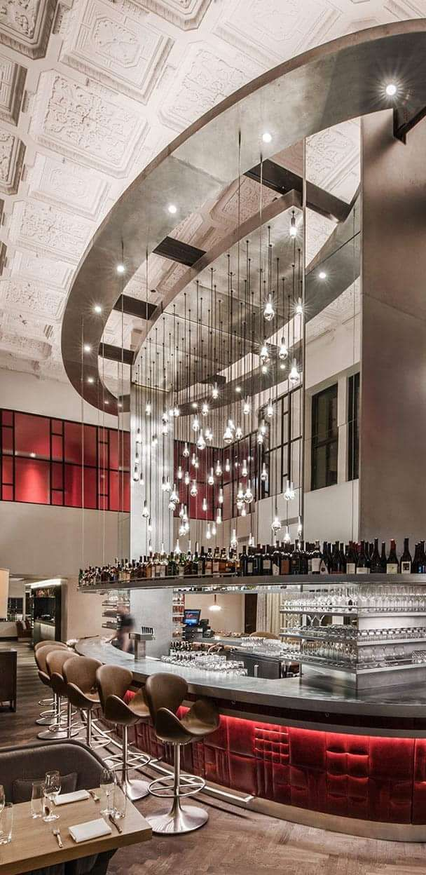 Virgin Hotels Chicago, Illinois | Innovated by Rockwell Group Europe