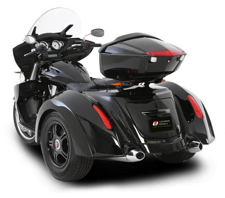 Trike Talk Forum & News - Lehman Trikes and Champion Trikes Announce Trike for Victory Cross Country!