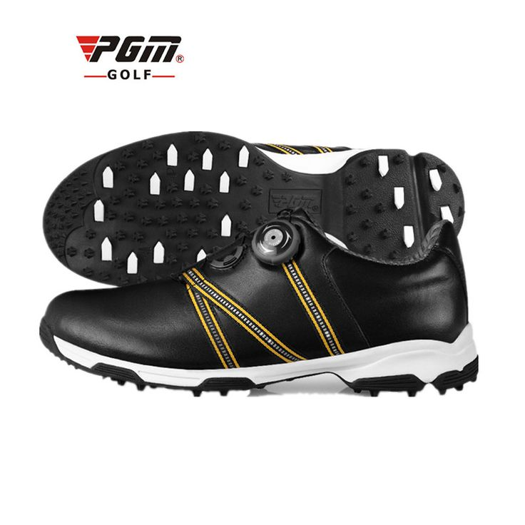 Cheap pgm golf shoes, Buy Quality golf shoes directly from China zapatos de golf Suppliers: Zapatos De Golf Sale Women Eva 2017 New Pgm Golf Shoes Cowhide Anti-skid Groove Patent Breathable Microfiber Plus Waterproof