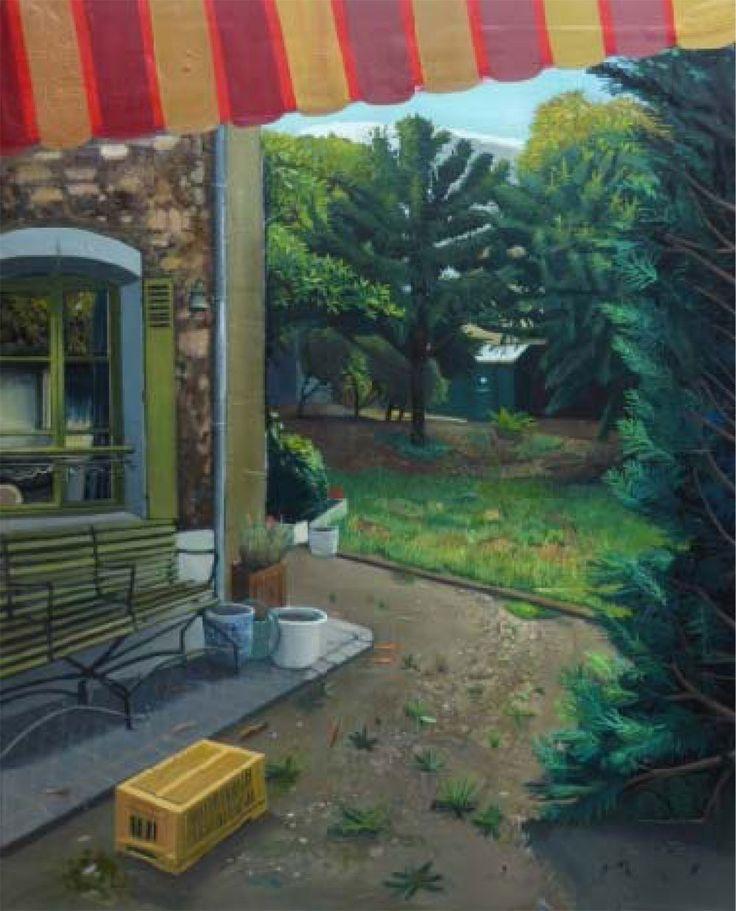 Mathieu Cherkit RAS, 2013 Huile sur toile 200 x 160 cm Oil on canvas 7847⁄64 x 6263⁄64in