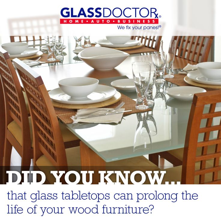 Amazing Benefits Of Glass Tabletops | Http://glassdoctor.com/blog/benefits