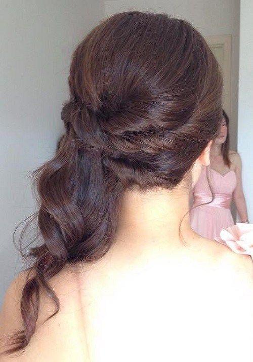 Coiffures de mariage – 50 idées élégantes pour les mariées #brewed # … -…