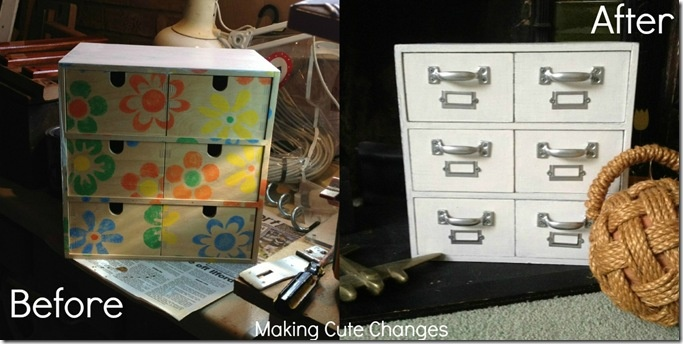 ikea drawers updated: Projects Craft Ideas, Decor Ideas, Changes Blog, Diy Crafts, Crafts Apartment, Ikea Hacks, Crafty Projects, Drawers