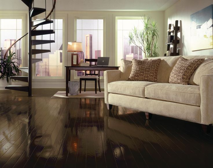 dark brown wood floor living room Page 710 Best Colors With