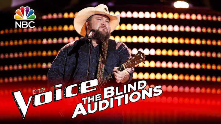 "The Voice 2016 Blind Audition - Sundance Head: ""I've Been Loving You Too..."