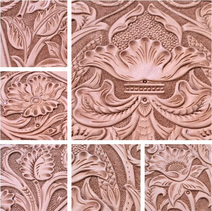 Best images about leather tooling patterns on pinterest
