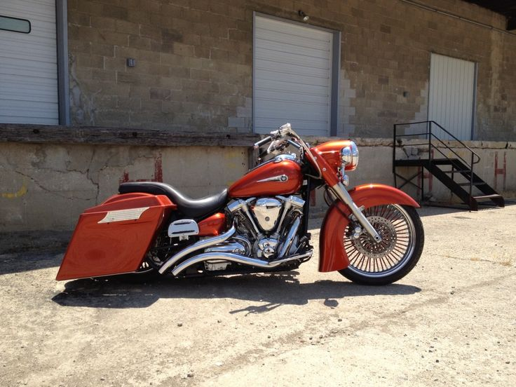 Bad Dad | Custom Bagger Parts for Your Bagger | Baggers :: Bad Dad's Road Star