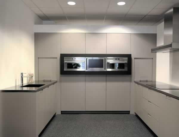 Moderne Keukens U Vorm: Inspiratie keukenfoto s in de keukengalerie ...