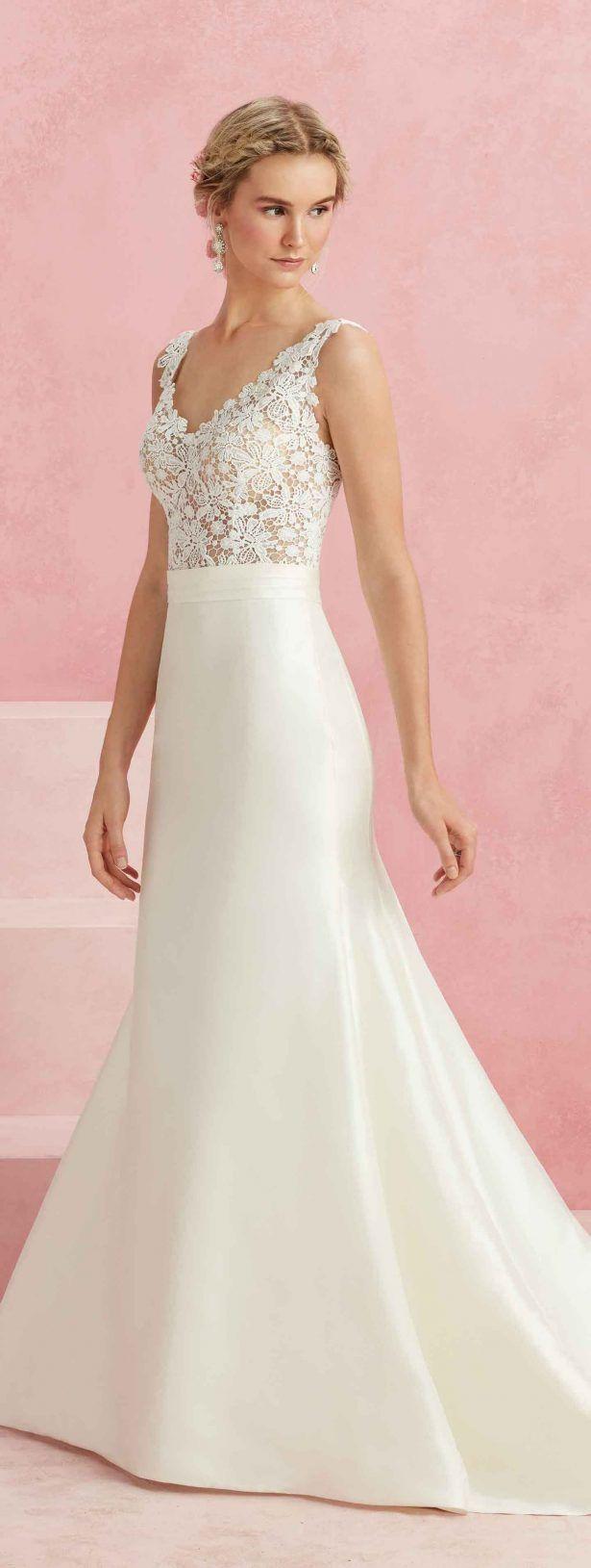 68 best Wedding dresses images on Pinterest | Wedding frocks ...