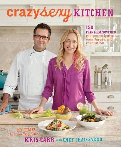 Crazy Sexy Kitchen - KrisCarr.com