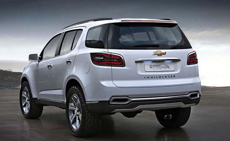 2017 Chevrolet Trailblazer New Car Rumors And Review
