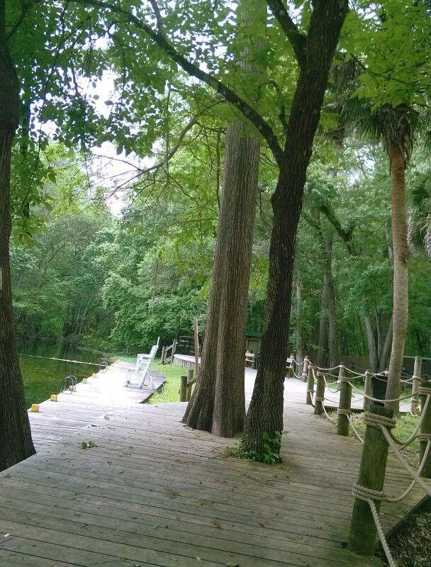 Camp Kulaqua trail in River