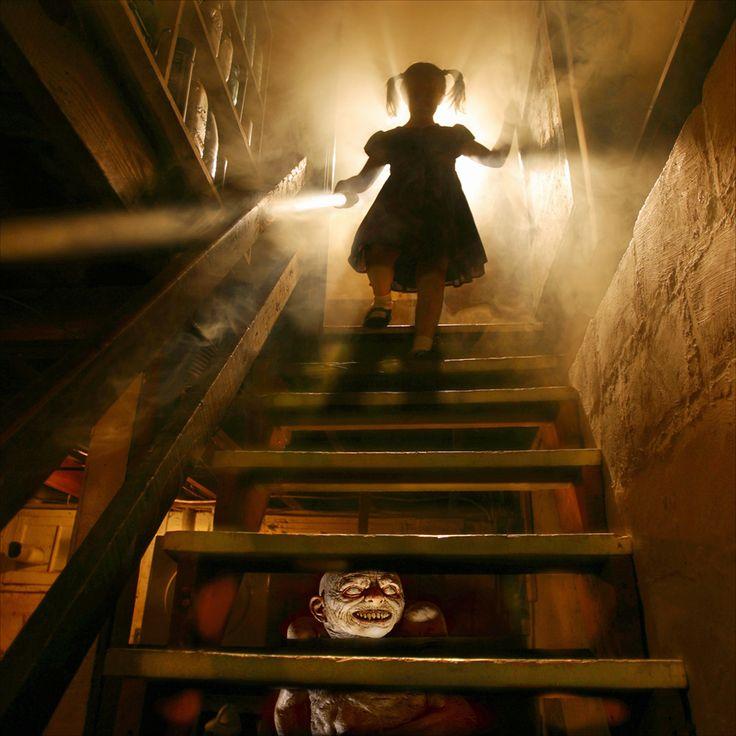 No te pierdas el terrorifico trabajo de Joshua Hoffine, el fotografo de LAS PESADILLAS