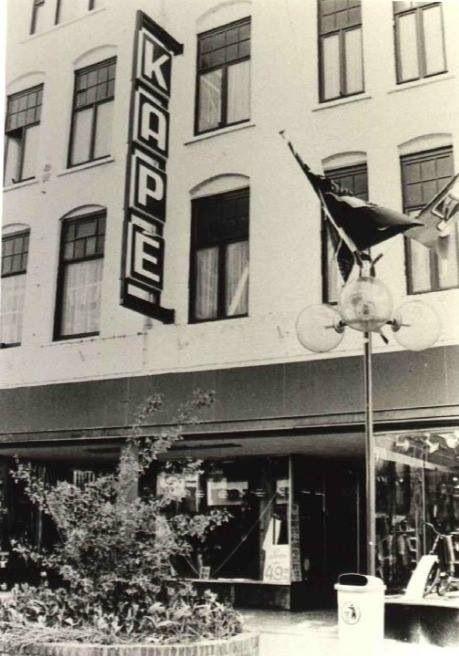 """Een van de """"spannendste"""" winkels van Heerlen in mijn jeugd!"""
