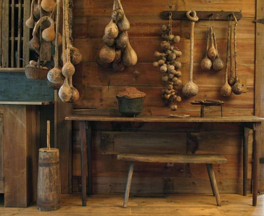 Primitive Home Decor | 36 Stylish Primitive Home Decorating Ideas - Decoholic