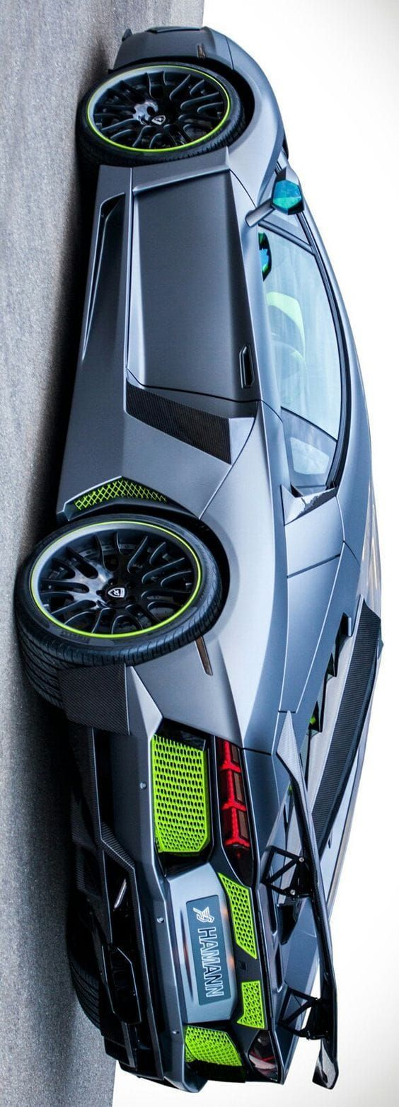 "MUST SEE Releases! '' HAMANN Lamborghini Aventador Limited"" Best New Concept Cars For The Future #LamborghiniAventador"