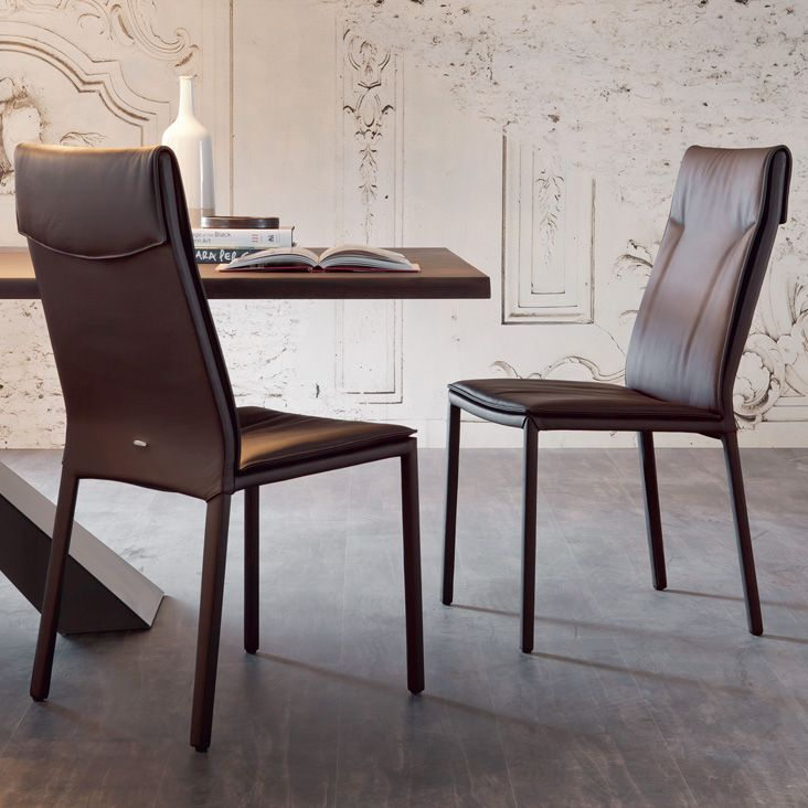 SEATING CHAIRS ISABEL | Cattelan Italia LDF KINGSTON SHOWROOM 105 X 46 X 55