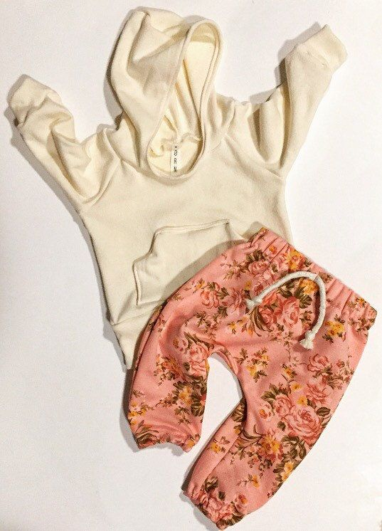 Baby girl clothes / baby / baby shower gift / cute by BornApparel