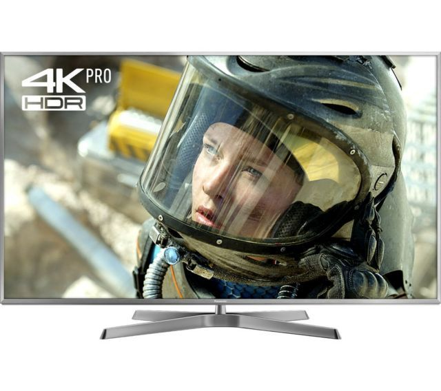 65 inch Panasonic 4K Ultra HD TV #Panasonic #4K #HDR