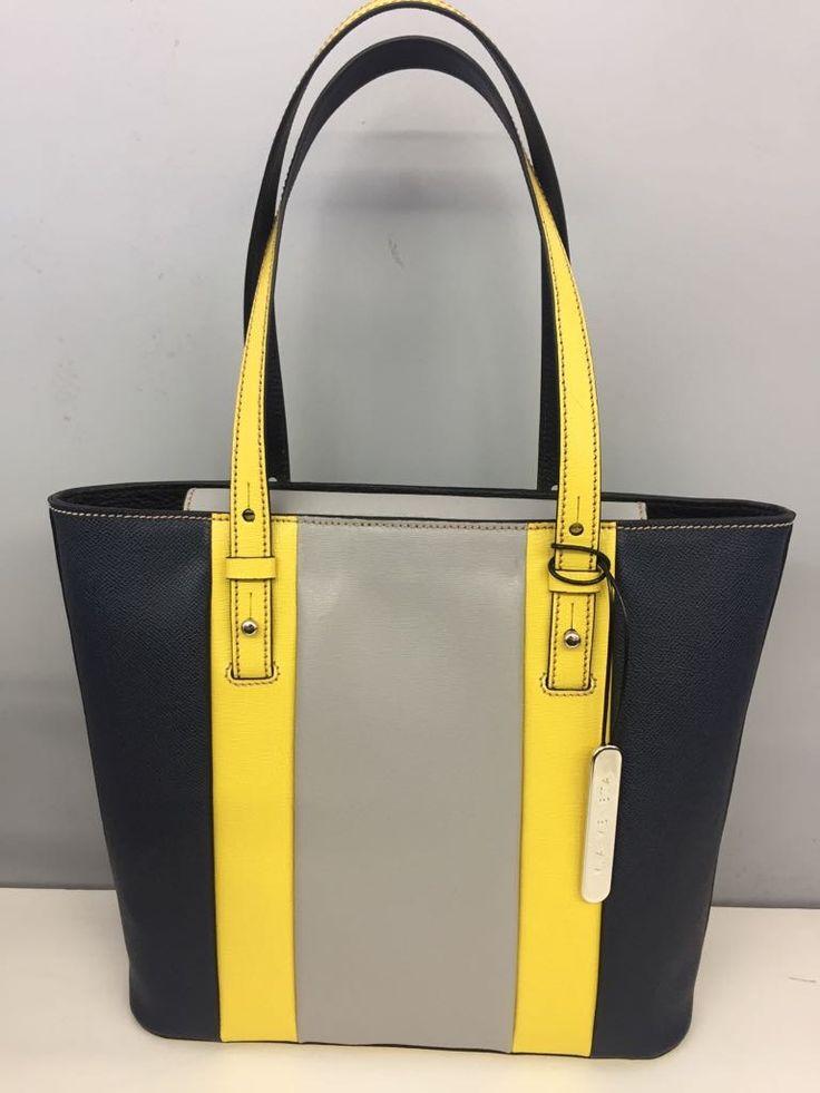 genuine leather handbag - Via Veneta Premium
