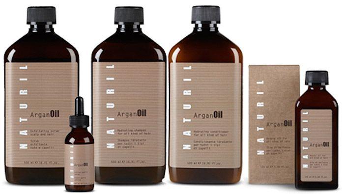 Naturil Argan Oil è  la nuova linea di trattamenti di bellezza a base di Olio di Argan e olio di Lino biologici lanciata da Cotril e certificata per rispondere, con semplicità ed efficacia, alle esigenze di setosità, lucentezza e pettinabilità di tutte le tipologie di capello.  La nuova linea Cotril, pensata per donne sognatrici, viaggiatrici e per tutte coloro che amano prendersi cura dei propri capelli quotidianamente,  è formata da 5 prodotti, tutti privi di fosfati, solfati.