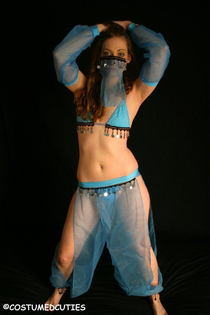 sexy video clip dancer harem Belly