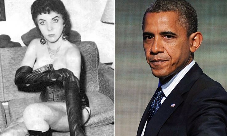 Now it's getting REALLY dirty: Outrageous film claiming Obama's mother once posed for pornographic pictures   is sent to a million swing voters