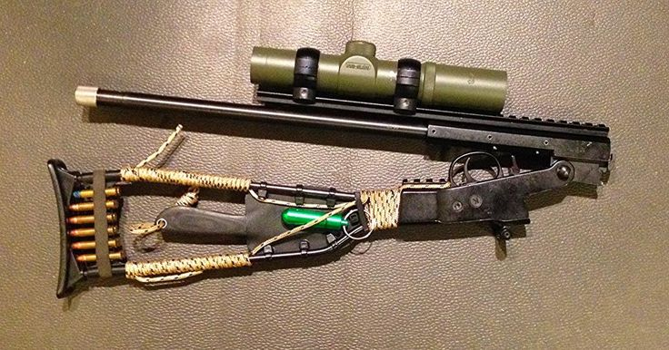 Chiappa Little Badger Backpacking rifle Modification Project - Page 4 - Shooting…