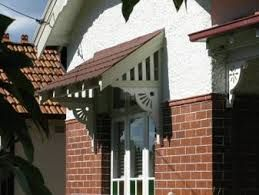 Image result for federation window awnings