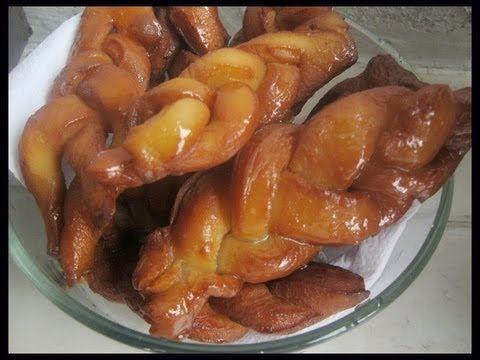 ▶ Koeksisters Recipe - African Snack - YouTube
