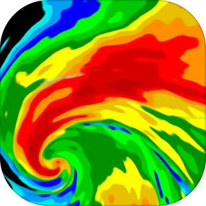 NOAA Weather Radar - Live Doppler Radars with National Weather Forecast & Maps by Apalon Apps