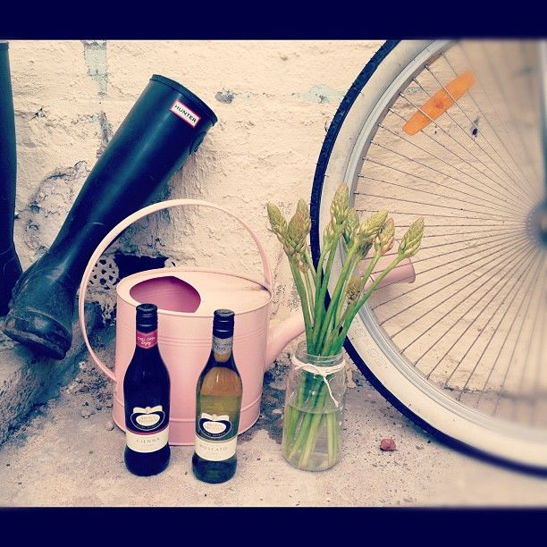 Bikes, boots and baby bottles! from seebrownbread - BBMinis Instagram comp on BrownBrothersWinery facebook page