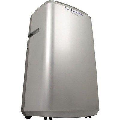 Compact 14000 BTU Portable Air Conditioner Unit, 14K AC Fan w/ Window Kit Remote