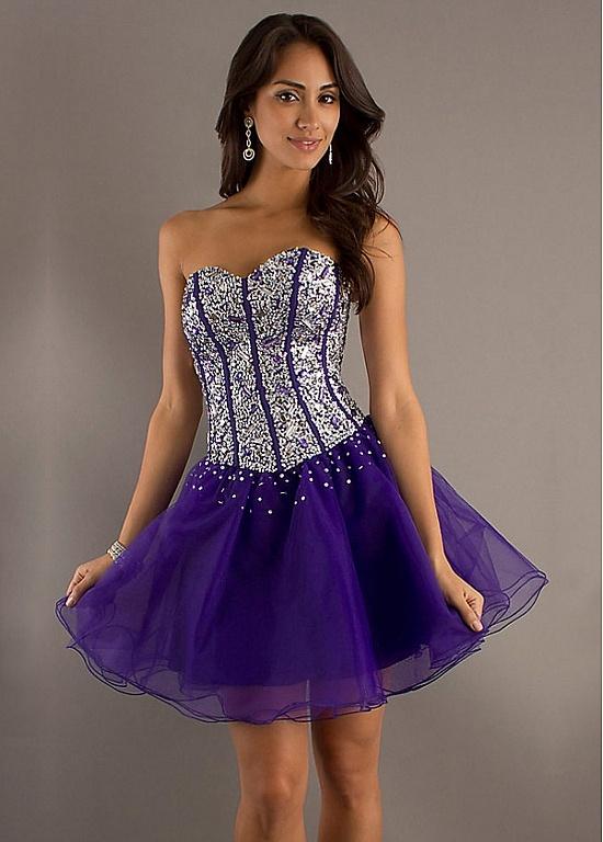 corset dresses for prom short