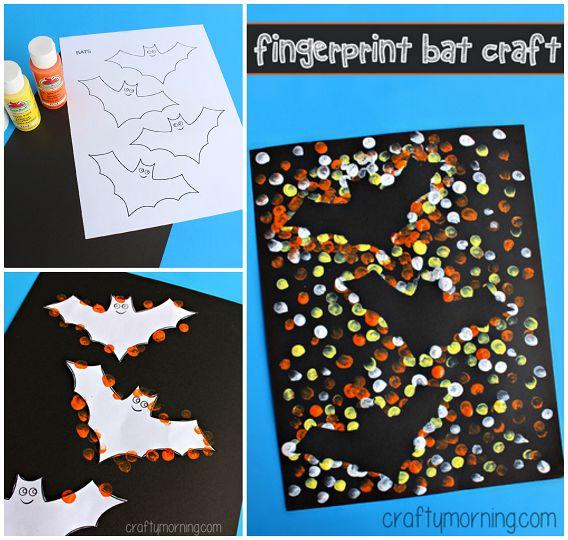 fingerprint bat