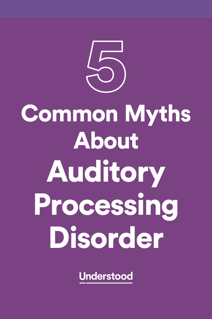 Researchers have made huge strides toward understanding auditory processing disorder, but many misconceptions persist. Here are common myths—and the truth about each.