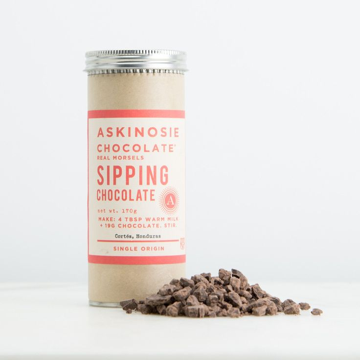 Single Origin Sipping Chocolate