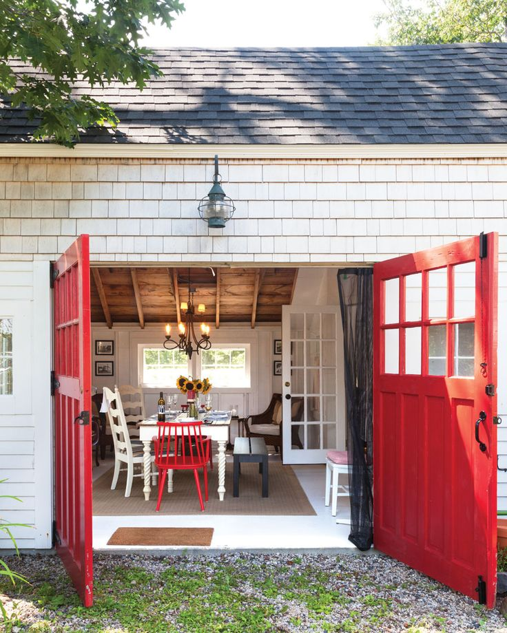 17 Best Ideas About Carriage Doors On Pinterest