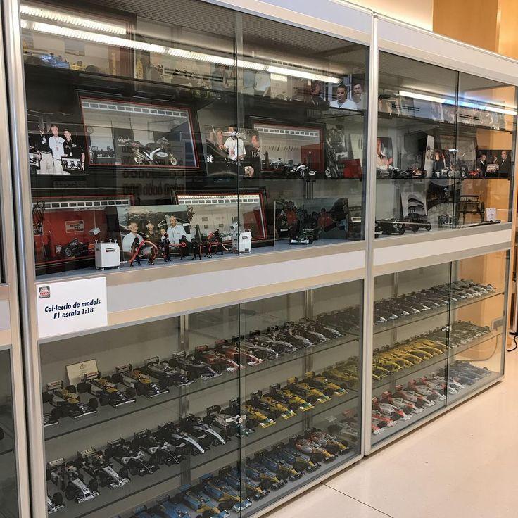 Museo FERVE: Nuestra colección de maquetas de coches de fórmula 1. www.ferve.com .#ferve #cargador #cargadorbateria #batterycharger #charger #chargeur #coche #motos #automocion #elvendrell #tarragona #catalunya #españa #fabricantes #auto #design #f1 #igerscars #cars #motos #history #autoretro #mechanic #tienda#eletric #eletrico #factory #empresa #descobreixcatalunya #spain #shop
