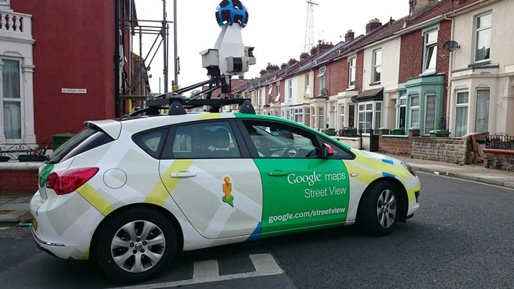Now Google Street View is mapping gas pipeline leaks